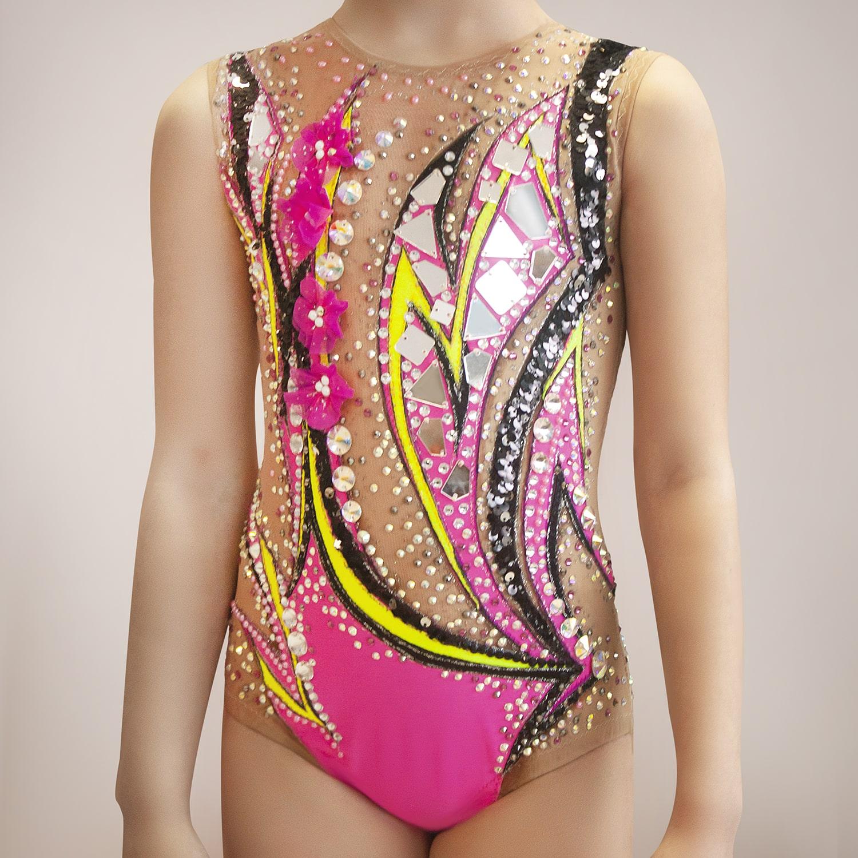 прокат купальников для художественной гимнастики
